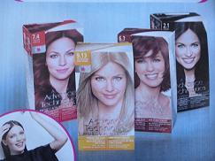 Окрашивание волос - меняем имидж